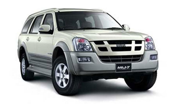 ISUZU D-MAX 4X4 PICK-UP