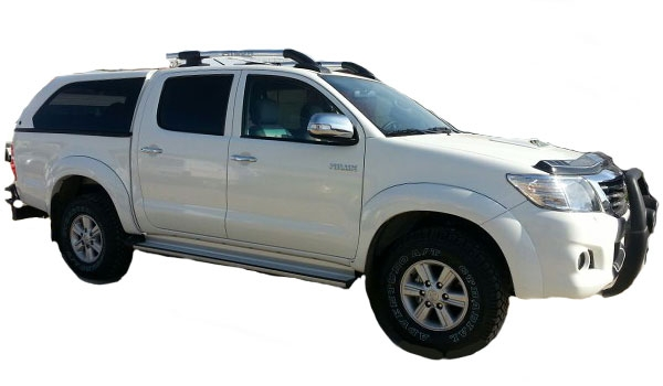 TOTOTA HILUX 4X4 PICK-UP 2014