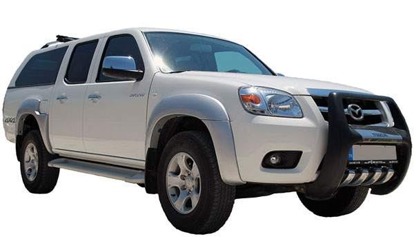 MAZDA BT50 4x4 PICK-UP 2012 MODEL