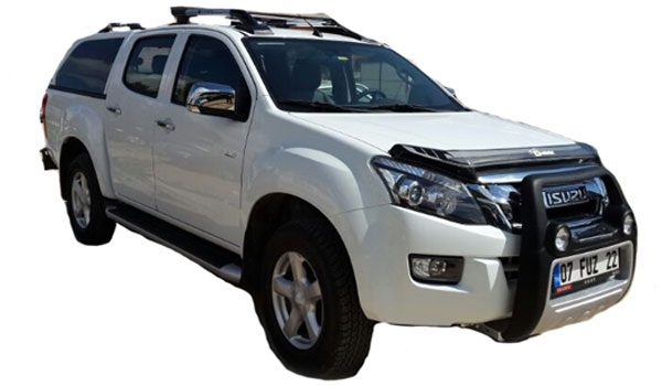 ISUZU D-MAX LIMITED 4X4 PICK-UP